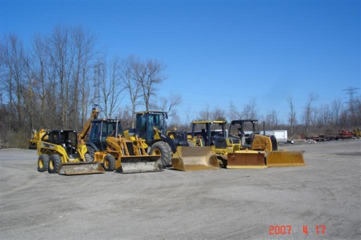 BullDozers & Front End Loaders 2
