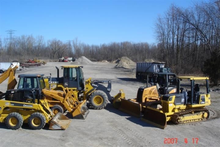 BullDozers & Front End Loaders 3