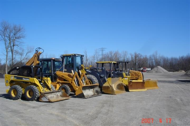 Bulldozers & Front End Loaders